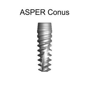 asper conus log